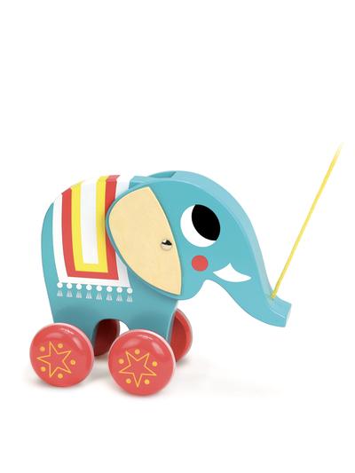 Pull toy 'Elephant' Ingela P. Arrhenius