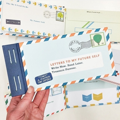"""Send letters """"Letters to My Future Self"""""""