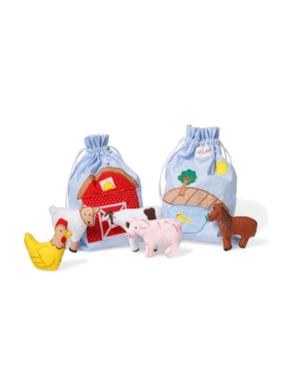 Story bag - Farmyard