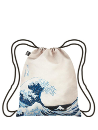 Backpack, Loqi HOKUSAI The Great Wave