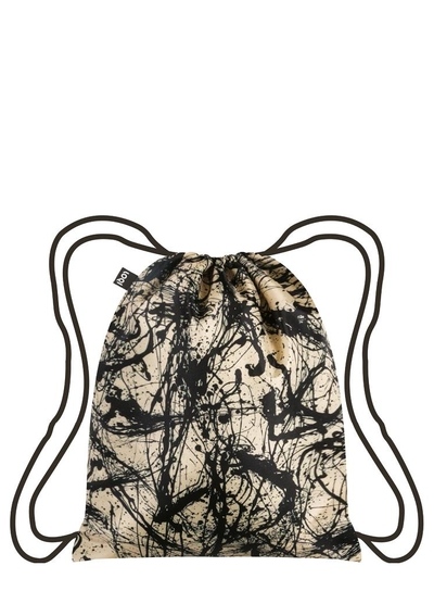 Backpack, Loqi JACKSON POLLOCK Number 32