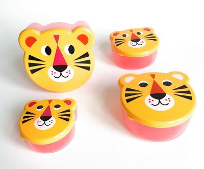 Snackbox set, Tiger