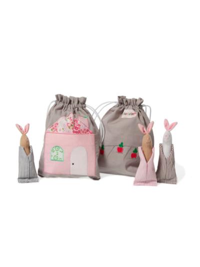 Story bag - Bunny Cottage