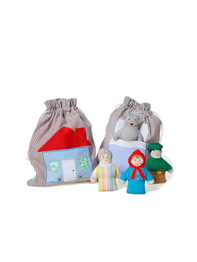Story bag - Red Riding Hood