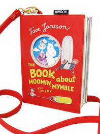 "Moomin Book Bag, ""Mymble"""