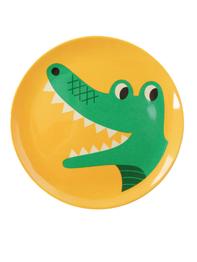 """Plate Ingela P Arrhenius """"Crocodile"""""""