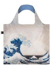 "Shoppingbag, Loqi ""HOKUSAI The Great Wave, 1831"""
