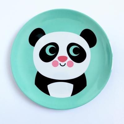 "Tallrik Ingela P Arrhenius ""Panda"""