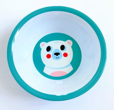 "Bowl Ingela P Arrhenius ""Polar Bear"""
