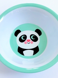 "Skål Ingela P Arrhenius ""Panda"""