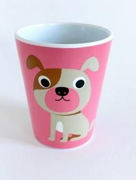 """Mugg Ingela P Arrhenius """"Rosa Hund"""""""