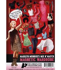 Magnetic Mix N´Match -Marilyn Monroe
