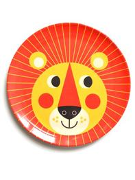 """Plate Ingela P Arrhenius """"Lion"""""""