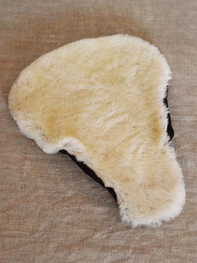 Seat Covers Sheepskin Merino, white