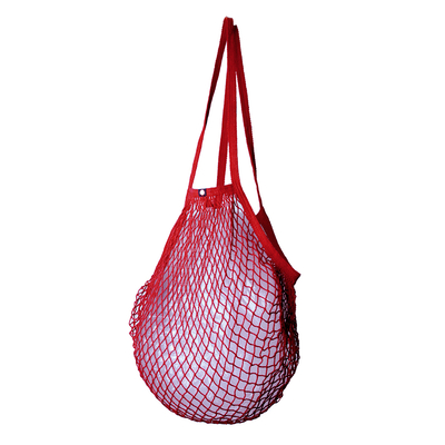 String bag, red
