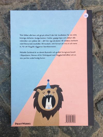 Book/prints Cirkus