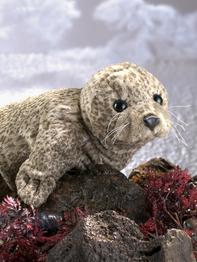 Hand puppet Seal