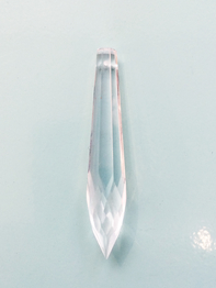 "Prism pendant ""Rod"" 6,5 cm"