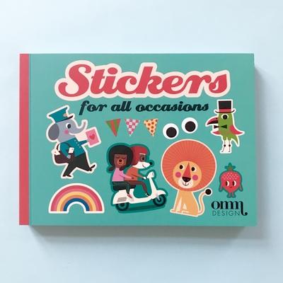 Sticker Book - Ingela P. Arrhenius