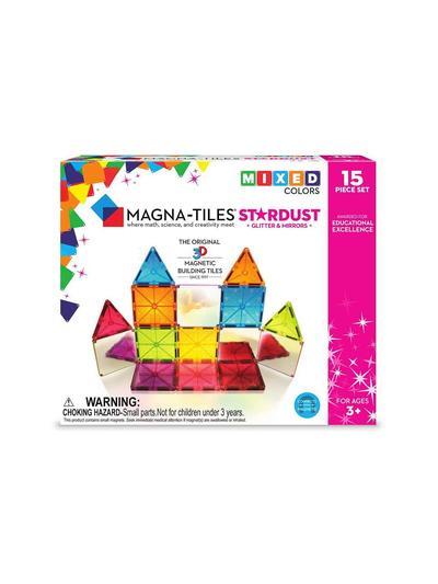 Magna-Tiles, Stardust 15 pcs
