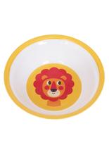 """Bowl Ingela P Arrhenius """"Lion"""", yellow"""