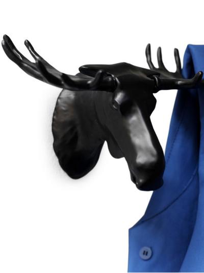 Hook Moose black