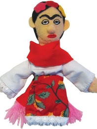 Fingerdocka - Frida Kahlo
