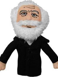 Fingerdocka - Karl Marx