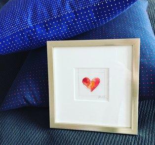 VALENTINES - ett hjärta
