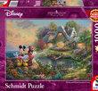 Mickey and Minnie Sweetheart Cove 1000 Bitar Schmidt