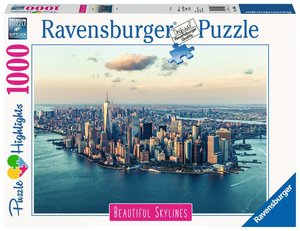 New York  1000 Bitar Ravensburger