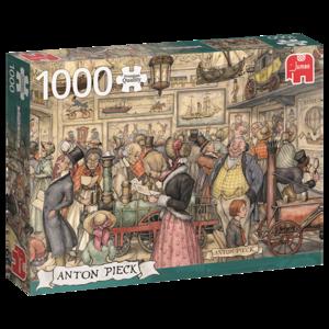 Utställningen 1000 Bitar Jumbo