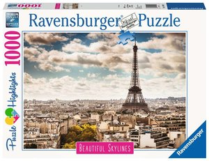 Paris  1000 Bitar Ravensburger