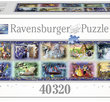 Memorable Disney Moments 40320 Bitar Ravensburger