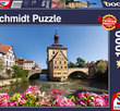 Bamberg, Regnitz and the Old Town Hall 1000 Bitar Schmidt