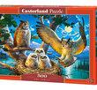 Owl Family 500 Bitar Castorland