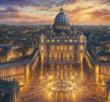 Vatican Sunset  1000 Bitar Schmidt
