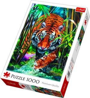 Grasping tiger 1000 Bitar Trefl