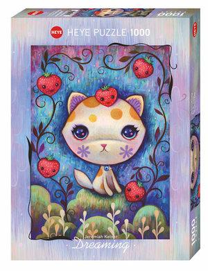 Strawberry Kitty 1000 Bitar Heye