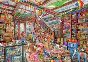 Fantasy Toy Shop 1000 Bitar Ravensburger