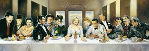 Middag med kändisar 1000 bitar,Schmidt