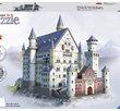 Neuschwanstein Castle 216 Bitar 3D Ravensburger