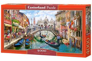 Charms of Venice 4000 Bitar Castorland