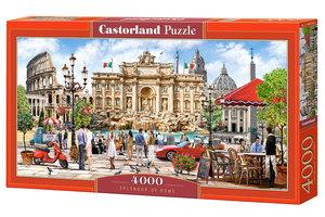 Splendor of Rome 4000 Bitar Castorland