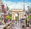 Essence of Paris 4000 Bitar Castorland