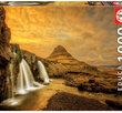 Kirkjufellsfoss Waterfall Iceland 1000 Bitar Educa