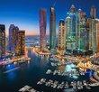 Skyscrapers of Dubai 1500 Bitar Castorland