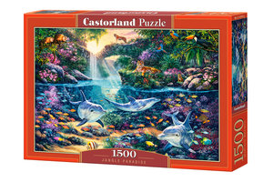 Jungle Paradise 1500 Bitar Castorland