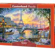 Tea Time in Paris  500 Bitar Castorland