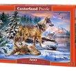 Wolfish Wonderland  500 Bitar Castorland